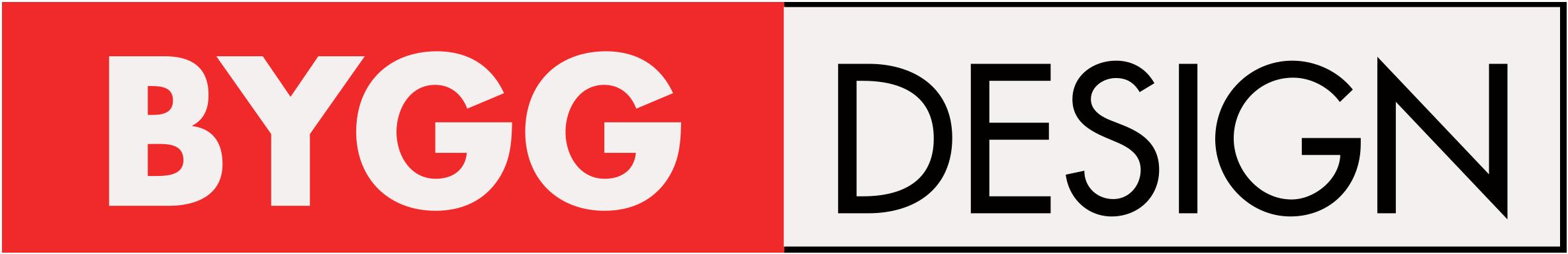 Byggdesign. Logo