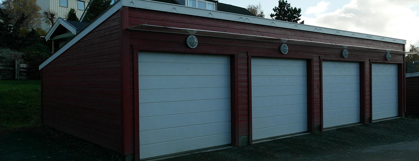 Garasje Trondheim