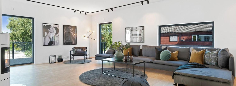 Tenker du å pusse opp boligen din? Vi tar på oss flere typer oppdrag i eneboliger, tomannsboliger og rekkehus.
